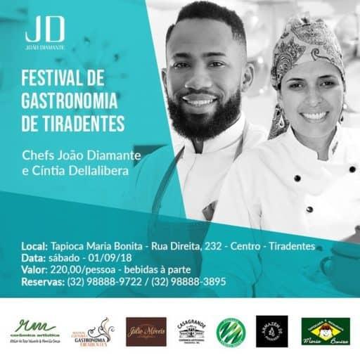21° Festival de Cultura e Gastronomia de Tiradentes