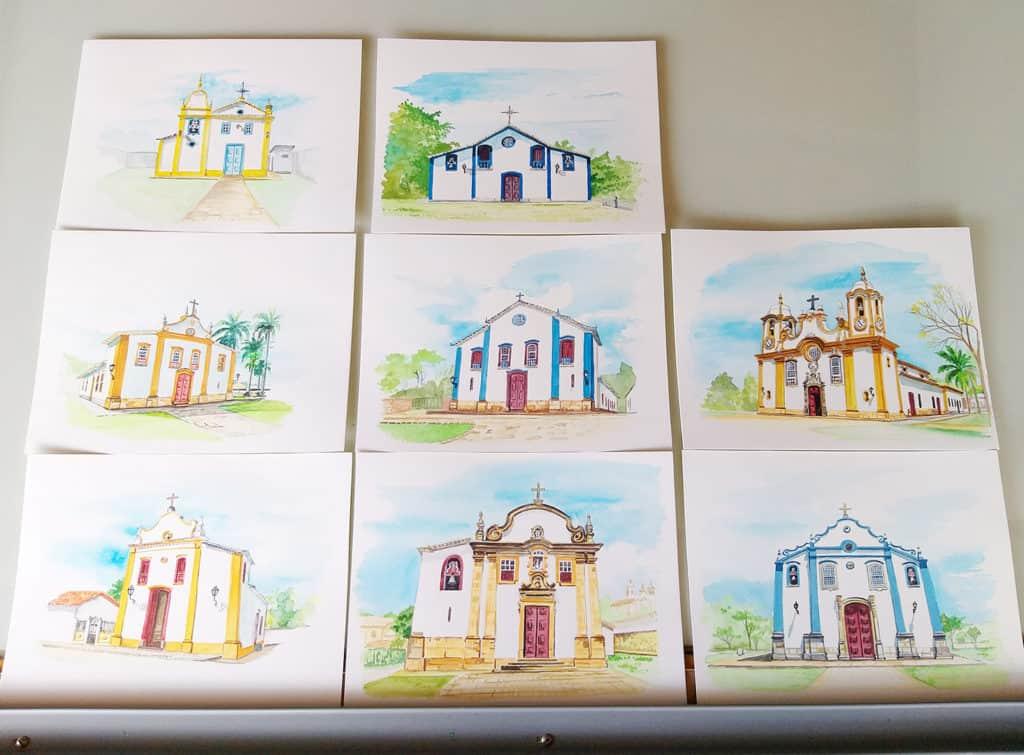 Igrejas de Tiradentes